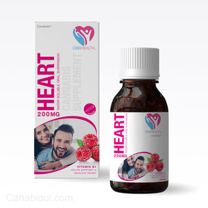 Canabidol™ CBD Health Heart Support 200ml