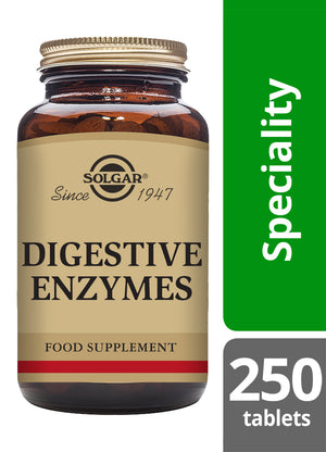 Solgar® Digestive Enzymes - Pack of 250