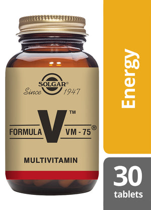 Solgar® Formula VM-75® - Pack of 30