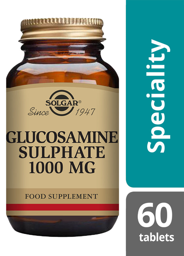 Solgar® Glucosamine Sulphate 1000mg Tablets - Pack of 60