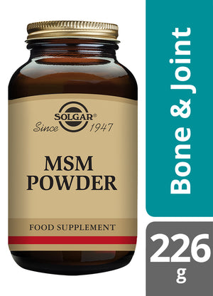 Solgar® MSM Powder 226g