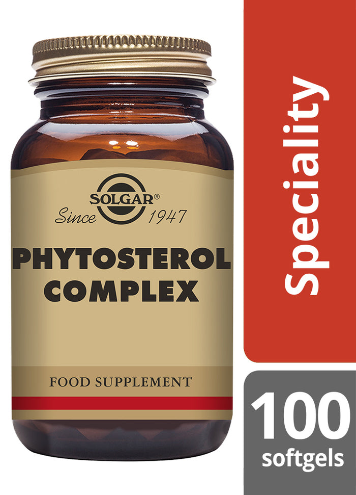 Solgar® Phytosterol Complex Softgels - Pack of 100