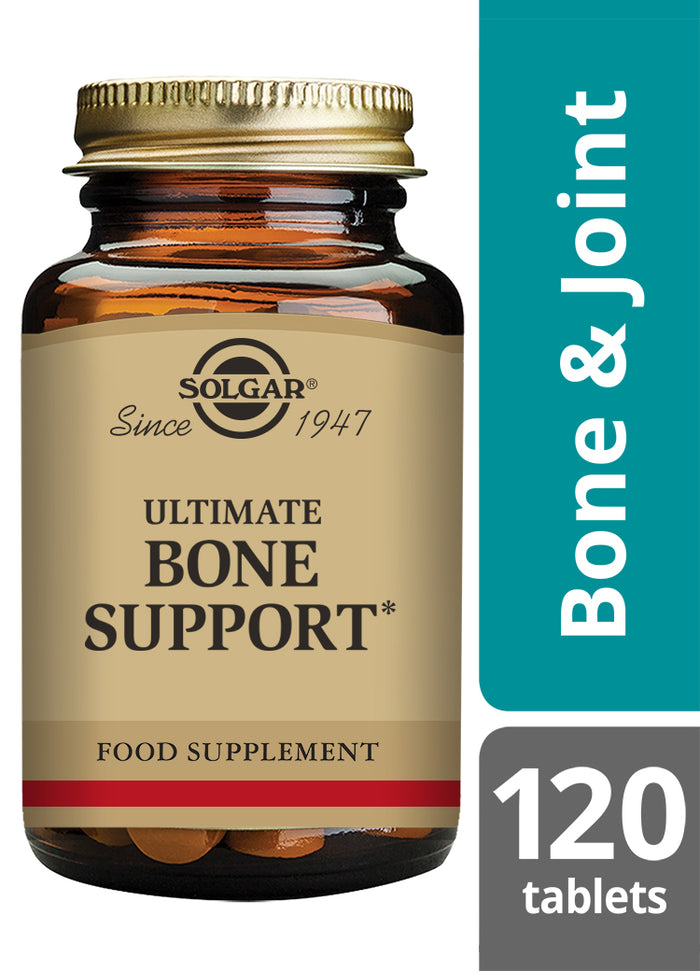 Solgar® Ultimate Bone Support Tablets - Pack of 120