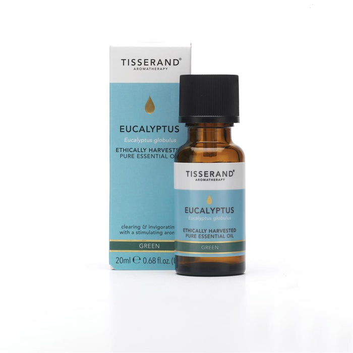 Tisserand Eucalyptus Ethically Harvested Essential Oil 20ml