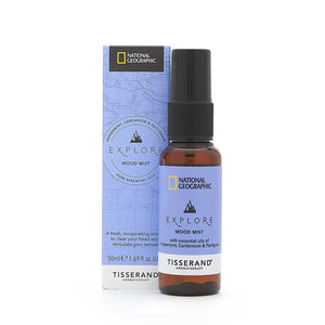 Tisserand National Geographic Explore Mood Mist 50ml
