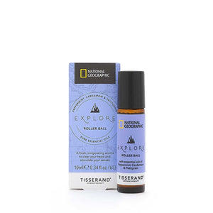 Tisserand National Geographic Explore Roller Ball 10ml