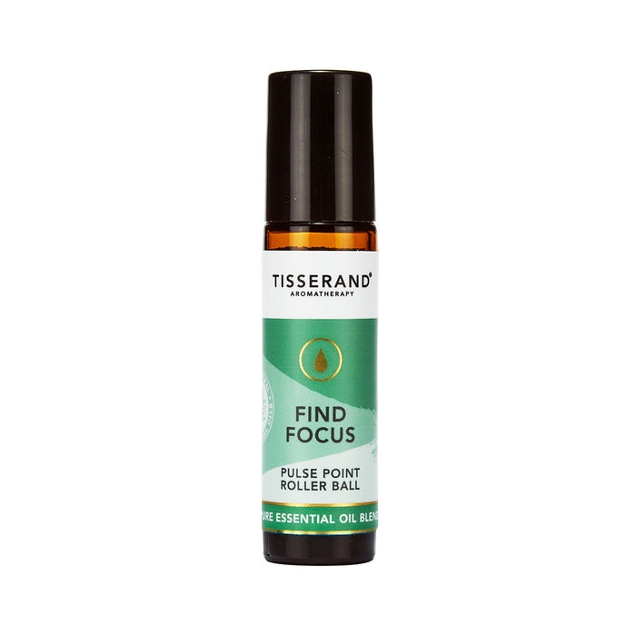 Tisserand Find Focus Pulse Point Roller Ball 10ml