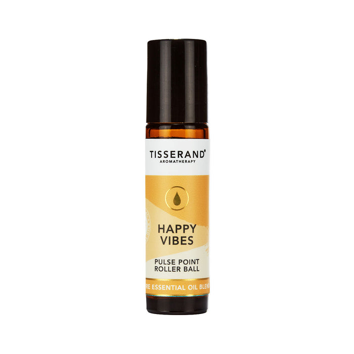 Tisserand Happy Vibes Pulse Point Roller Ball 10ml