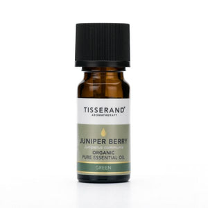 Tisserand Juniper Berry Organic Essential Oil 9ml