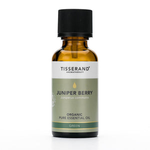 Tisserand Juniper Berry Organic Essential Oil 30ml