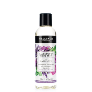 Tisserand Lavender & White Mint Soak 200ml
