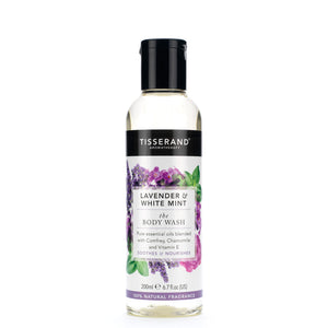 Tisserand Lavender & White Mint Body Wash 200ml