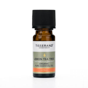 Tisserand Lemon Tea Tree Organic Essential Oil 9ml