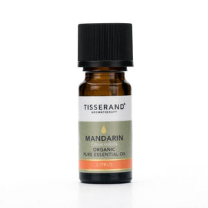 Tisserand Mandarin Organic Essential Oil 9ml