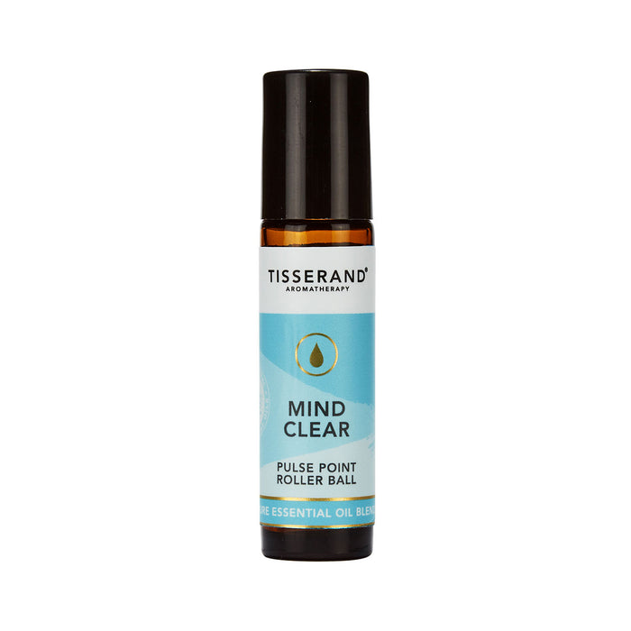 Tisserand Mind Clear Pulse Point Roller Ball 10ml