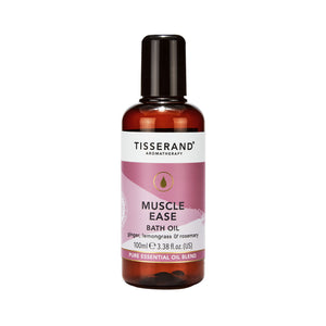 Tisserand Muscle Ease Bath Oil 100ml