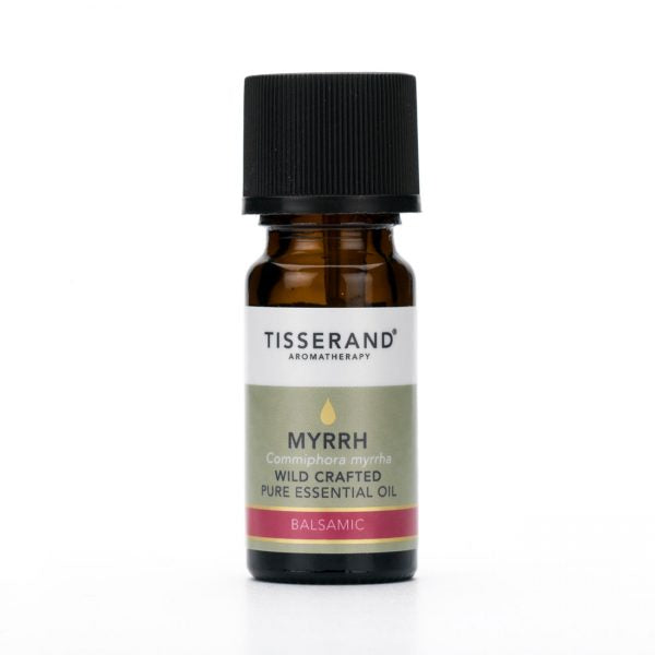 Tisserand Myrrh Wild Crafted Essential Oil 9ml