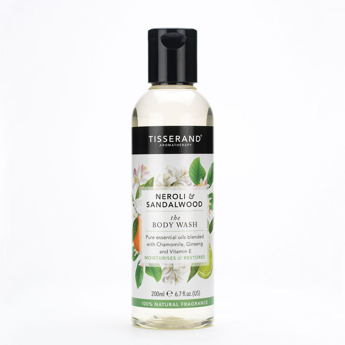 Tisserand Neroli & Sandalwood The Body Wash 200ml