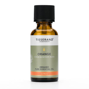 Tisserand Orange Organic Essential Oil 30ml