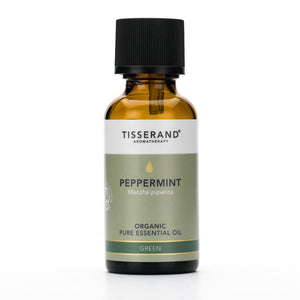 Tisserand Peppermint Organic Essential Oil 30ml