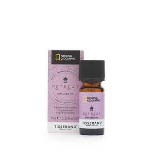 Tisserand National Geographic Retreat Diffuser Oil 10ml