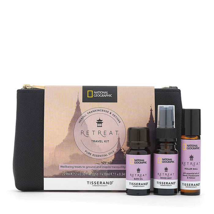 Tisserand Retreat Travel Collection
