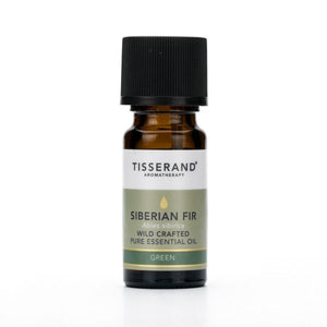 Tisserand Siberian Fir Wild Crafted Essential Oil 9ml