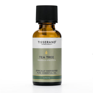 Tisserand Tea Tree Ethically Harvested Essential Oil 30ml