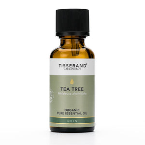 Tisserand Tea Tree Organic Essential Oil 30ml