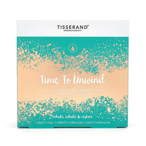Tisserand Time to Unwind Gift Collection