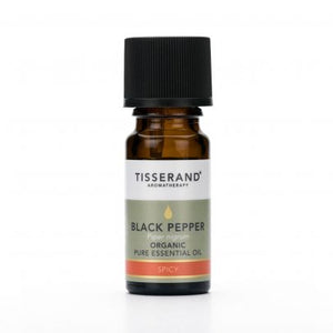 Tisserand Black Pepper Organic Essential Oil 9ml