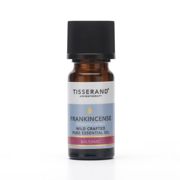 Tisserand Frankincense Wild Crafted Essential Oil 9ml