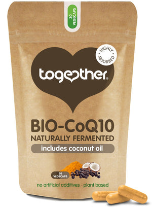 Together Health® Bio-CoQ10 Food Supplement - 30 Capsules