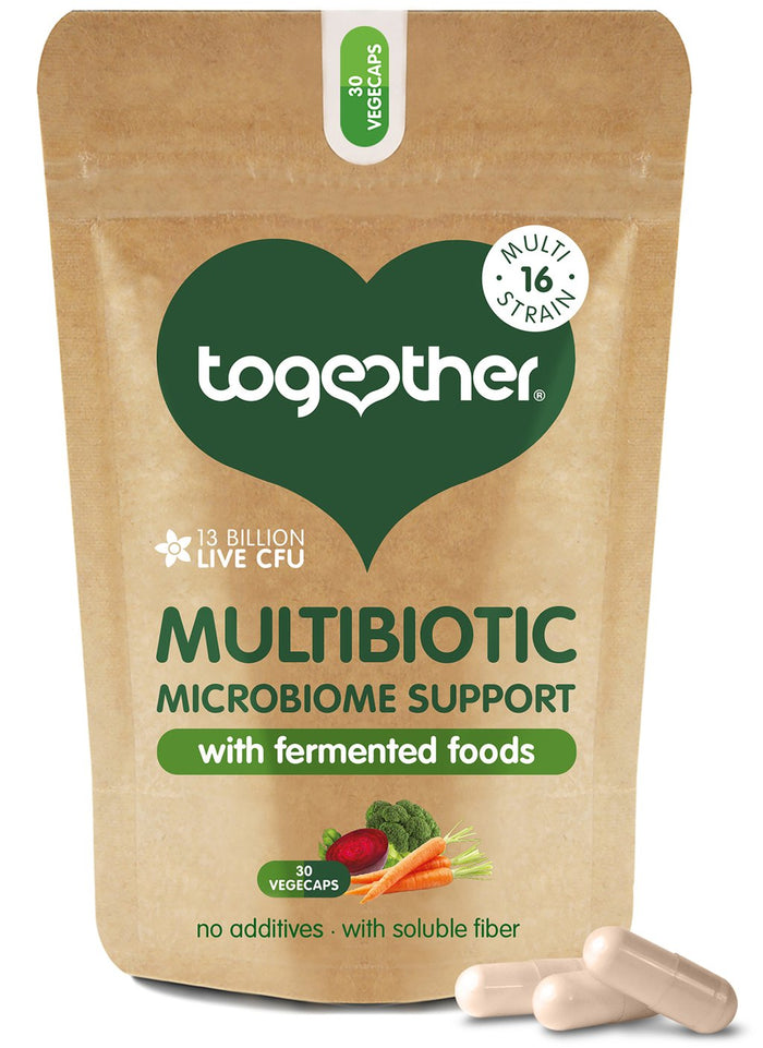 Together Health® Multibiotic Food Supplement - 30 Capsules