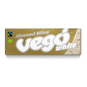 Vego White Almond Bliss Vegan 50g