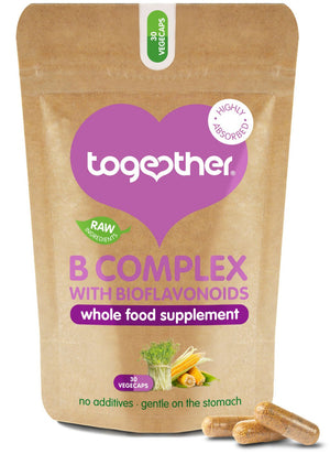 Together Health® WholeVit Vitamin B Compex - 30 capsules