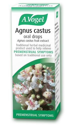 A. Vogel Agnus Castus Oral Drops 50ml