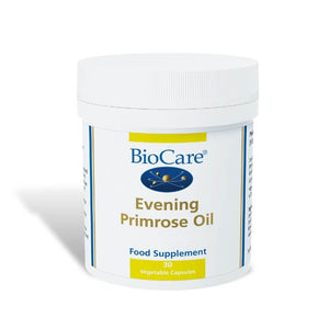 Biocare Evening Primrose Oil 30 Capsules
