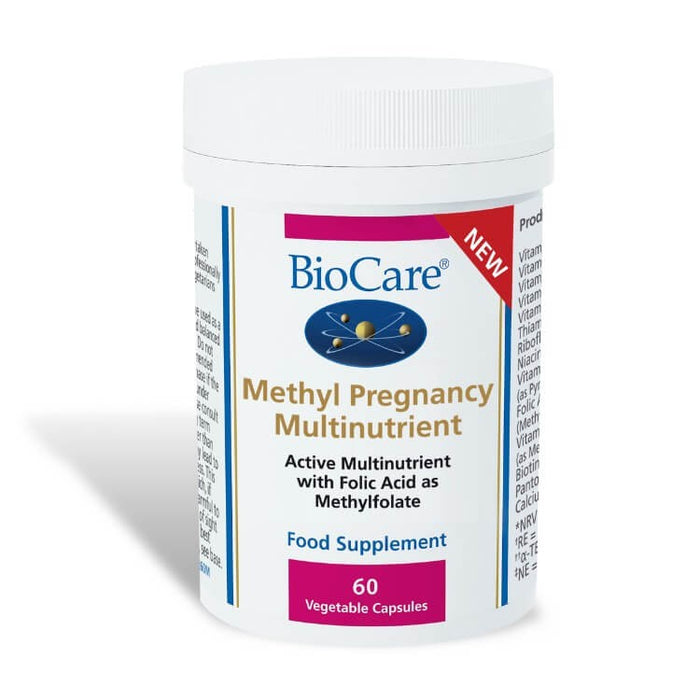 Biocare Methyl Pregnancy Multinutrient 60 Capsules