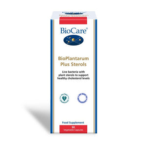 Biocare BioPlantarum Plus Sterols - 90 Capsules