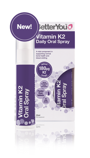 BetterYou™ Vitamin K2 Oral Spray 25ml