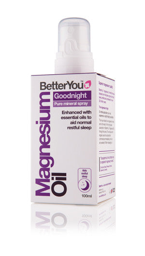 BetterYou™ Magnesium Oil Goodnight Spray 100ml