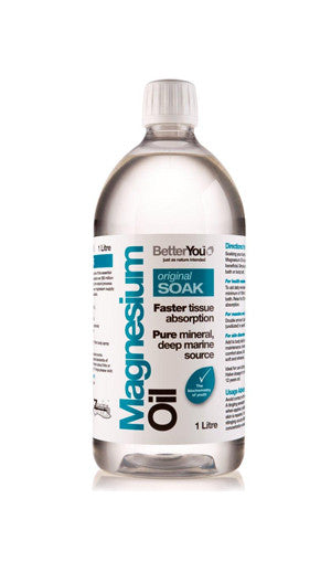 BetterYou™ Magnesium Oil Soak 1000ml