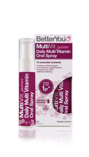 BetterYou™ Multivit Junior 25ml