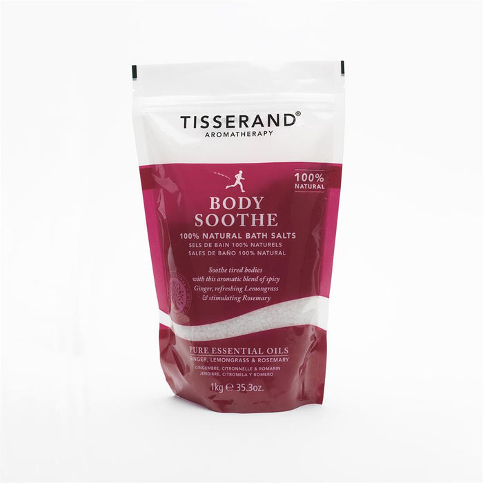 Tisserand Body Sooth Bath Salts 1kg