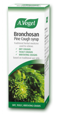 A. Vogel Bronchosan - Pine Cough Syrup 100ml