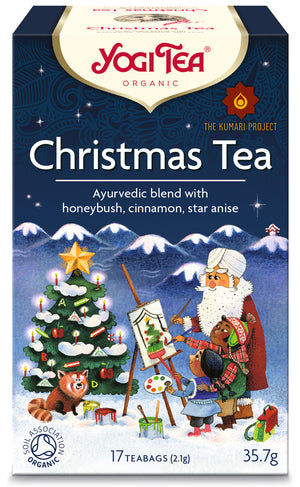 Copy of Yogi Tea® Christmas Organic 17 bags