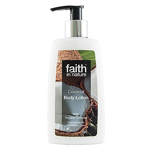 Faith in Nature Coconut Body Lotion 150ml