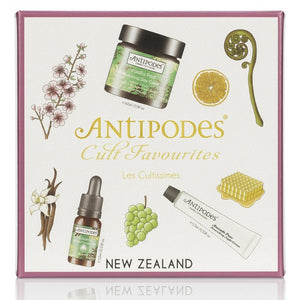 Antipodes Cult Favourites Gift Set