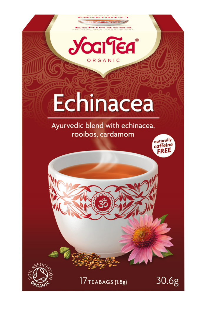 Yogi Tea® Echinacea Organic 17 Bag